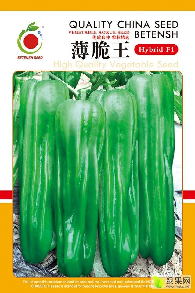 薄脆王 辣椒种子