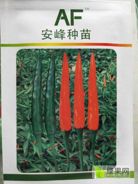 艳红朝天椒种子(万桔399)辣椒种子