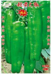 超前大椒牛角椒高产辣椒种子